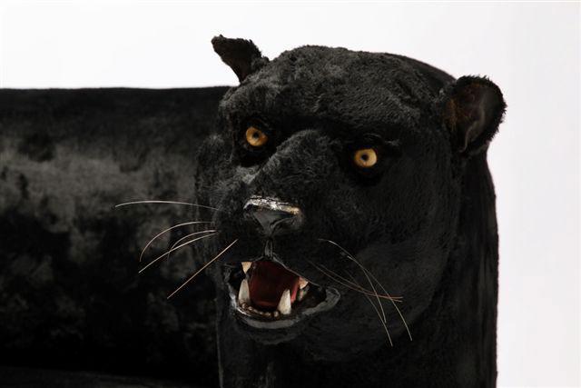 Panther Sofa by Rodolfo Rocchetti
